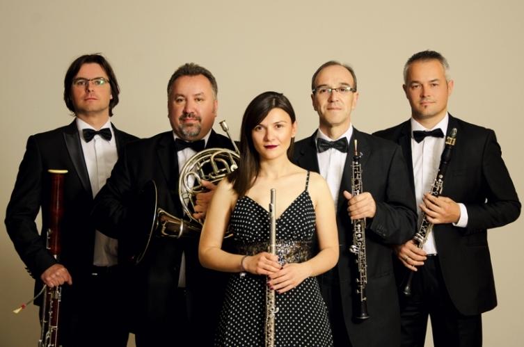 Гостување во Софија: Вечерва концерт на Скопскиот дувачки квинтет