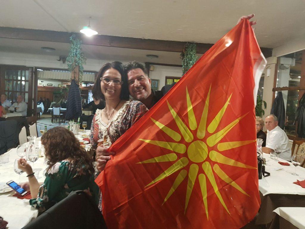 """""""11 ОКТОМВРИ"""" ПРОСЛАВЕН И ВО СЛОВЕНИЈА: Повеќе Македонци на прославата во Љубљана отколку на собирите во Македонија"""