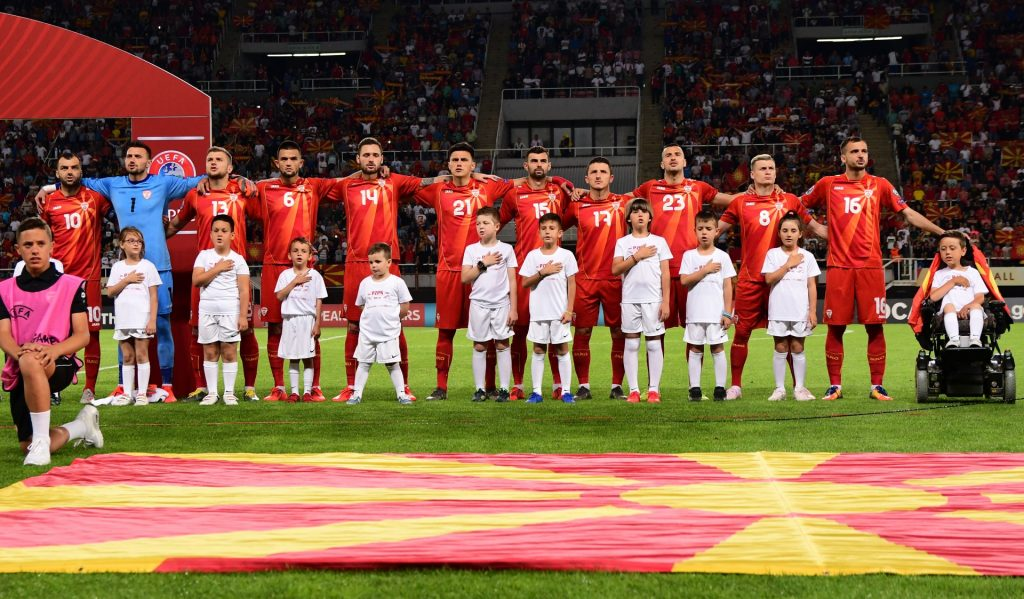 """ЕУРО 2020: Вечерва """"Македонија, Македонија"""" против Словенија во Скопје"""