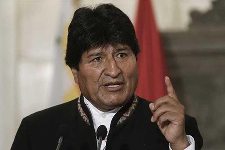 Моралес: Многу верував во ОАД, но за жал, тие стојат зад пучот во Боливија