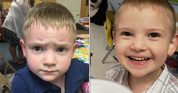 Училиште казни аутистично 5-годишно момче за гушкање на друго дете