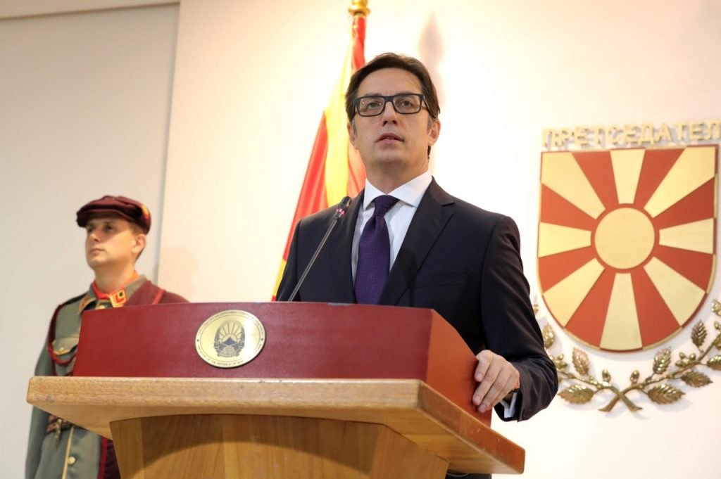 Пендаровски ќе го ставел загадувањето на дневен ред на Советот за безбедност