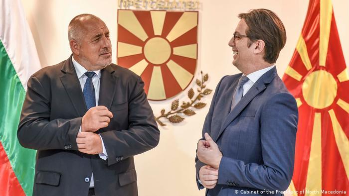 ПЕНДАРОВСКИ ЗА ДОЈЧЕ ВЕЛЕ: Јас излегов со изјава за компромис за Гоце Делчев, но тоа не беше препознаено од бугарска страна