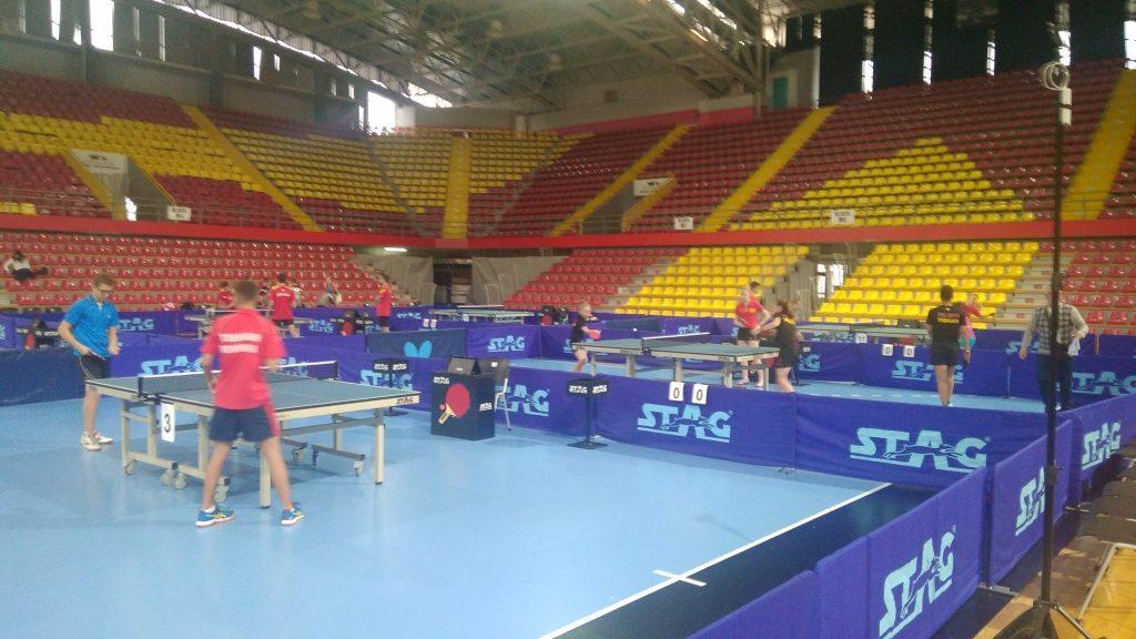 ИТТФ челенџ турнир: Скопје моментно е пинпонгарска метропола со 100 играчи  од 18 држави
