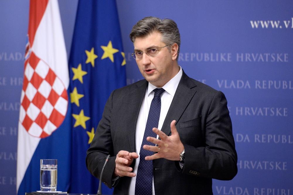 Пленковиќ очекува влез на Хрватска во еврозоната на почетокот на 2023 година