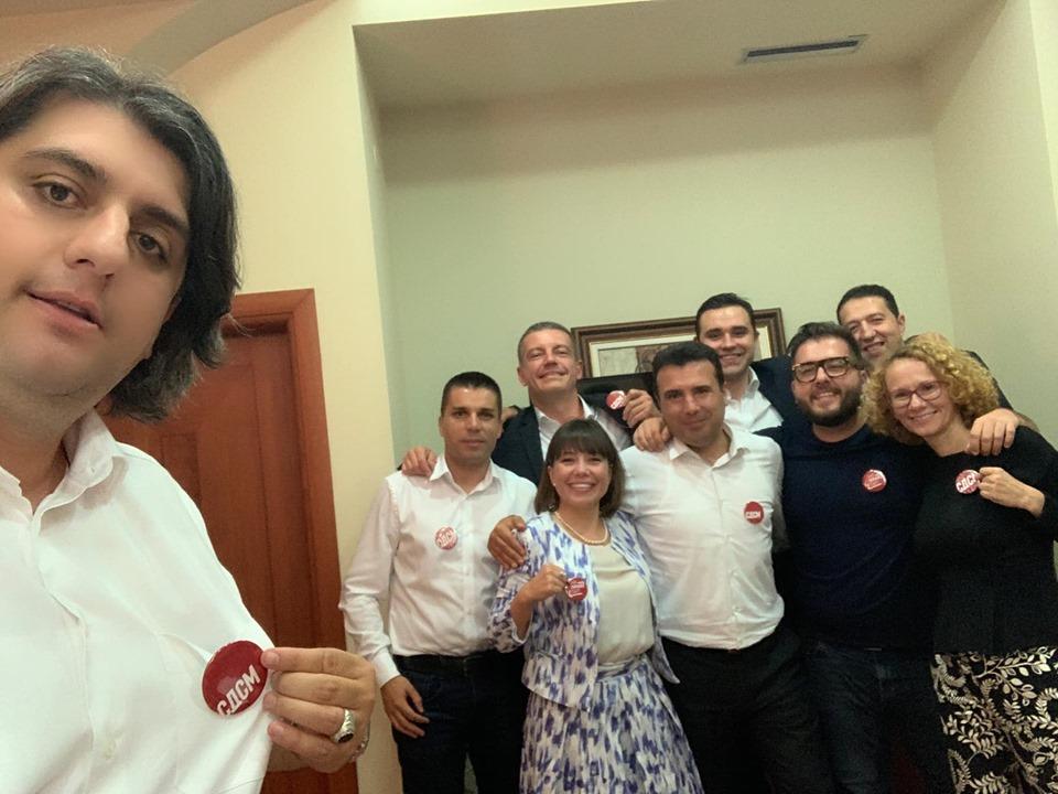 СДСМ: Изборите се решение за справување со коронавирусот