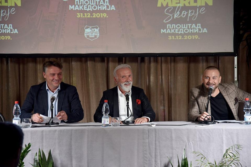 ШИЛЕГОВ: Дино Мерлин ќе донесе уникатно шоу во Скопје за дочекот на Новата 2020 година