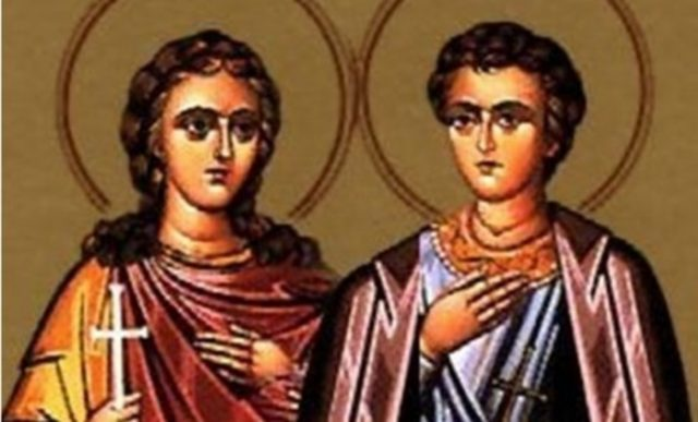 КАЛЕНДАР НА МПЦ: Денеска Св. маченици Евлампиј и Евлампија