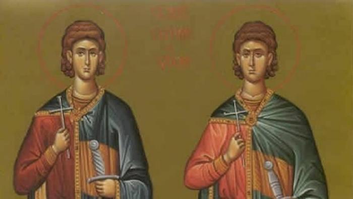 КАЛЕНДАР НА МПЦ: Денеска е Св. маченици Сергиј и Вакх