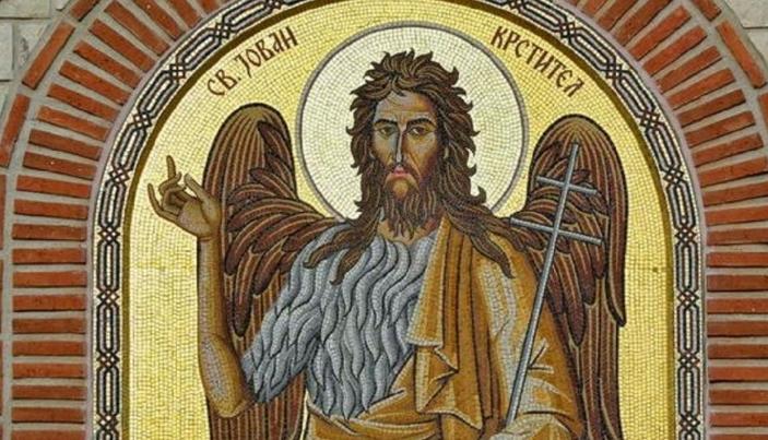КАЛЕНДАР НА МПЦ: Денеска е Зачнување на св. Јован Крстител