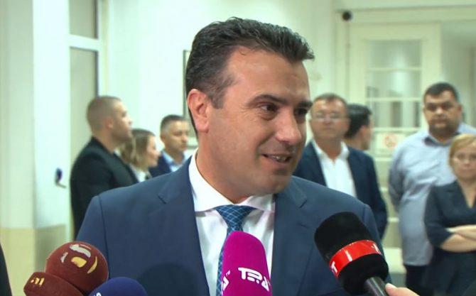 (видео) ЗАЕВ: Душата ги боли, а срцето им се кине оти ќе добиеме датум од ЕУ и сме во НАТО