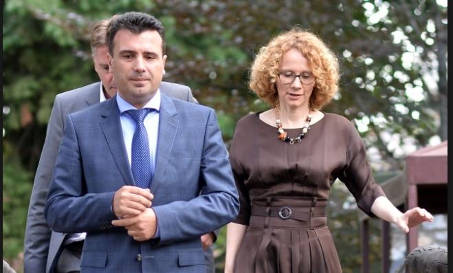 ШЕКЕРИНСКА ВО КУМАНОВО: Ние ја донесовме С. Македонија пред портите на НАТО и на ЕУ