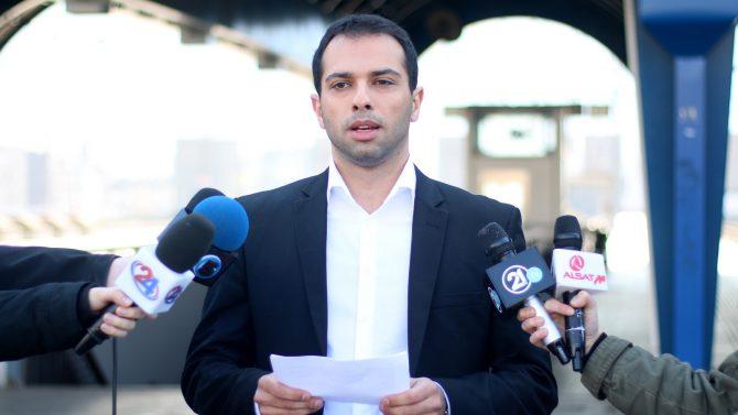 (видео) БОЧВАРСКИ ГИ ПРИЗНА ЛАГИТЕ НА СДСМ: Да, се согласувам дека трасата на автопатот Кичево – Охрид не беше промашена