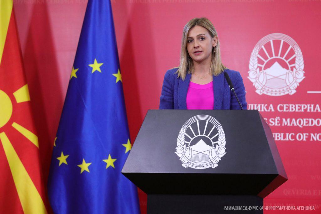 """Ангеловска: Со """"Смарт Македонија"""" до побрз економски раст"""