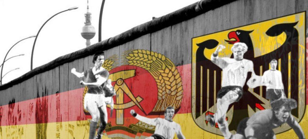 Германија: Падот на Берлинскиот ѕид го подигна фудбалот