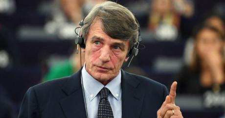 Сасоли: ЕП до есен нема да заседава во Стразбур поради Ковид-19