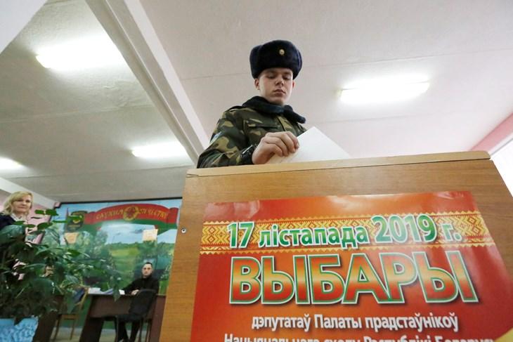 Избори во Белорусија: Парламентот без опозиција, не е избран ниеден опозициски пратеник