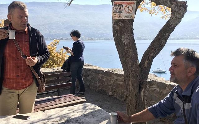 КЛИМЕНТ НАУМОВ: Јас сум Македонец и секогаш ќе им ја презентирам македонската историја и култура на моите гости – не северномакедонската