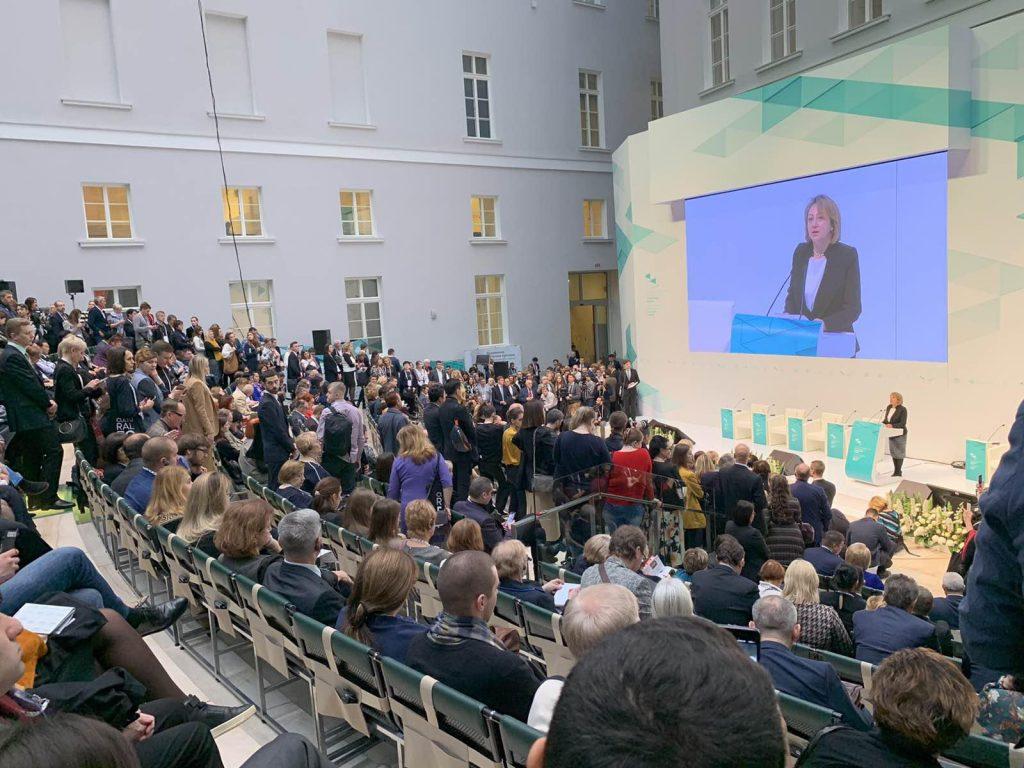 Културен форум во Русија: Министерот Исмаили во Санкт Петербург