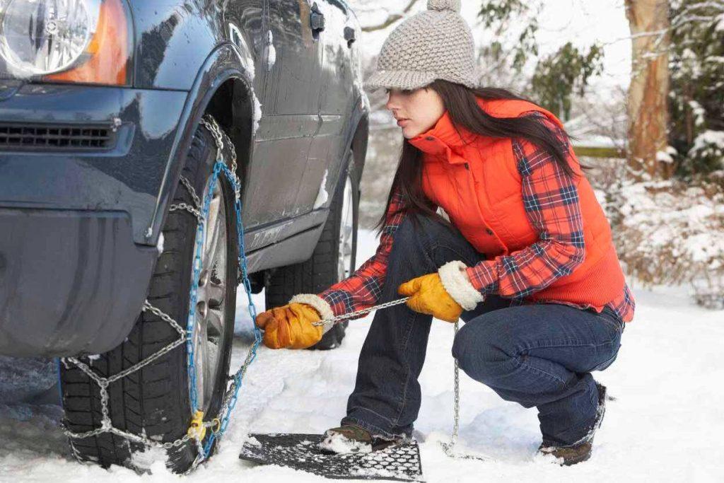 РСБСП: Од денеска зимската опрема е задолжителна
