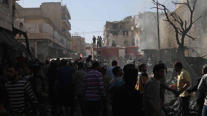 Сирија: 10 загинати во бомбашки напад во Ал-Баб, на границата со Турција