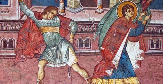 КАЛЕНДАР НА МПЦ: Денеска се слават Св. маченици Зиновиј и Зиновија, брат и сестра кои богатството го поделија на сиромасите