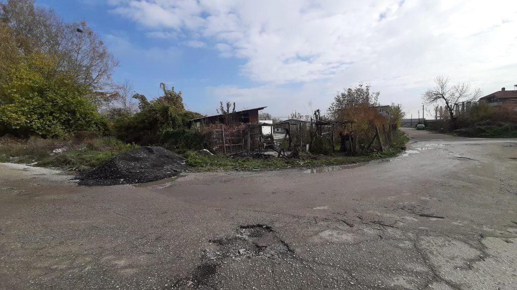 Тетово: Пронајдено изгорено машко тело по пожар во импровизирана барака