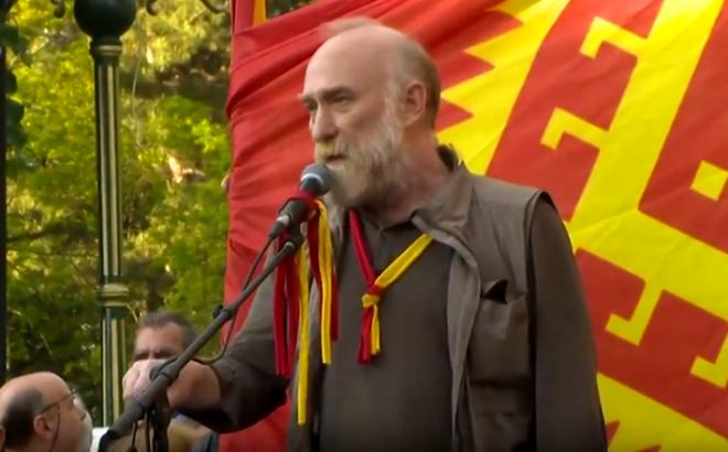 ЈОВАНОВСКИ: Ослободете ги тие кои се бореа да бидете Македонци во Република Македонија!