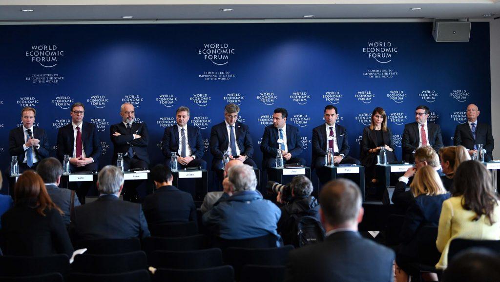 ЗАЕВ ОД ЖЕНЕВА: ЕУ ни испрати сигнал дека за З. Балкан нема друга алтернатива освен Унијата