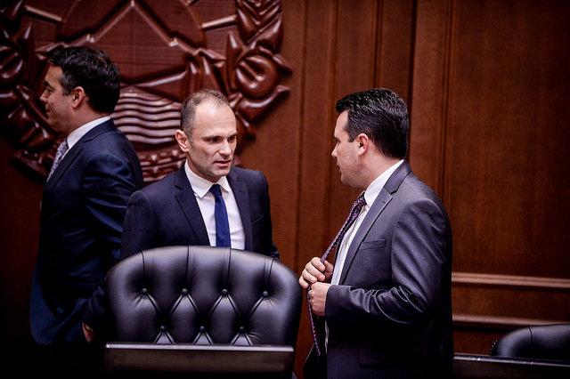 ВМРО-ДПМНЕ: Заев и Филипче ги манипулираат граѓаните, од ветеното ништо не остварија