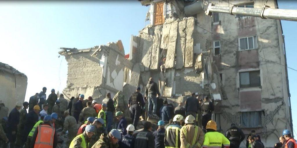 ЕК ќе и даде 15 милиони евра на Албанија заради земјотресот
