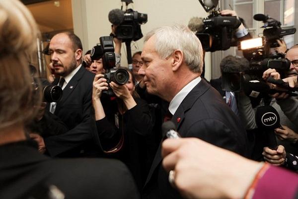 Финска: Премиерот Рине поднесе оставка поради штрајк во поштата