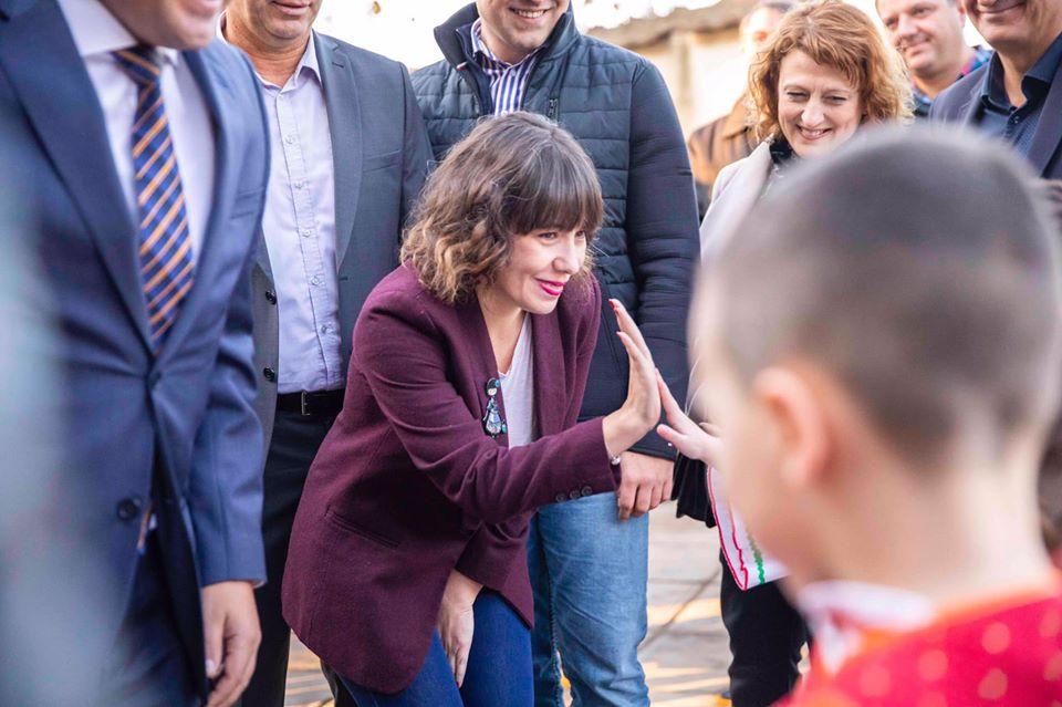 (фото) ЦАРОВСКА: Да пукнеee, Муртино ја доби првата детска градинка