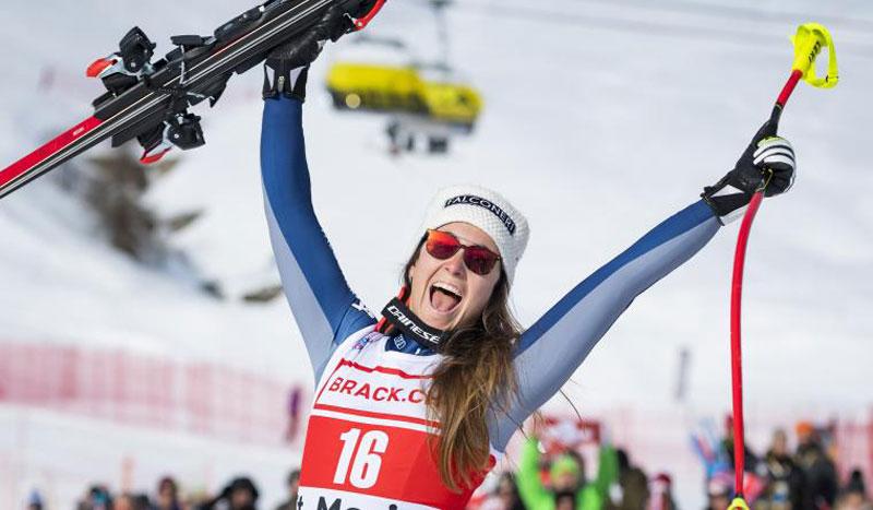 Сент Мориц: Гоџа најбрза во Супер-Г трката
