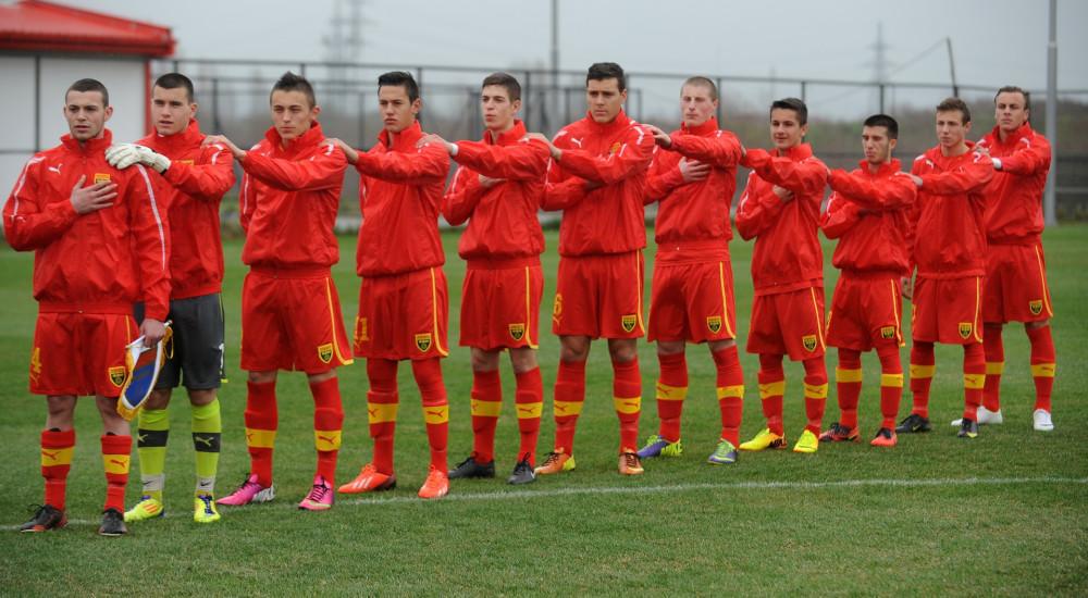 Македонската репрезентација ги доби ривалите за место во Елитна фаза за ЕП за фудбалери до 19 години