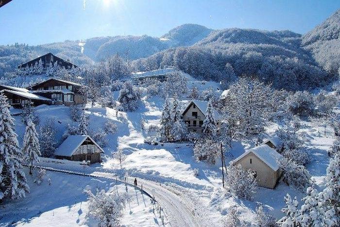 ДОАЃА СТУДЕН БРАН: Од утре снег низ цела Македонија, од петок ладно и до минус 12 степени