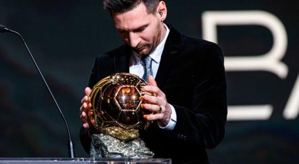 Награда: Меси ја освои Лауреус и се запиша во историјата