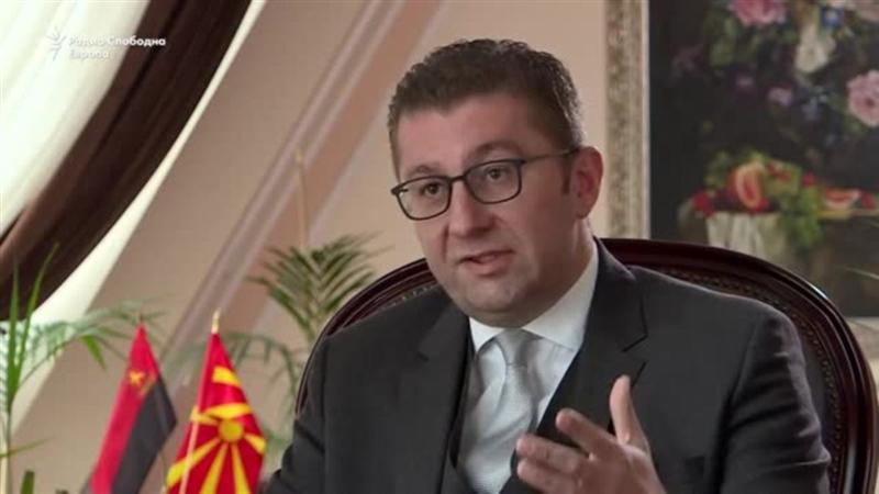 МИЦКОСКИ: Нека им е со среќа на СДСМ и БЕСА, ние одиме со коалцијата Обнова на Македонија