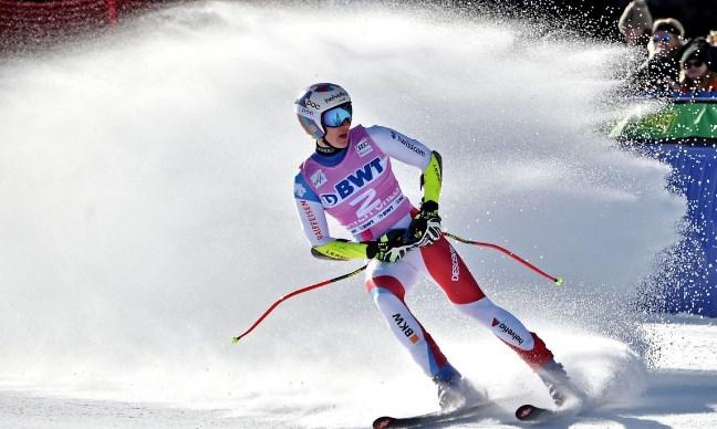 Ски-алпски дисциплини: Швајцарецот Одермат прв во Супер-Г во Бивер Крик