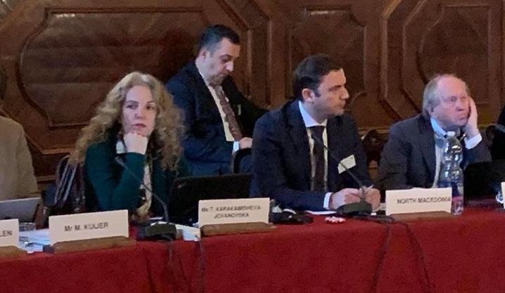ОСМАНИ: Венецијанската комисија не е супермаркет во кој можете да купите еден продукт, а другиот да не го купите