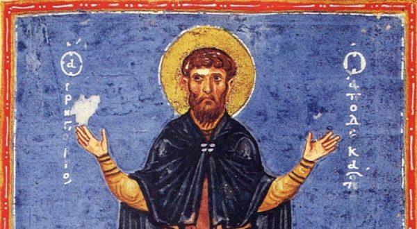 КАЛЕНДАР НА МПЦ: Денеска е Преподобен Григориј Декаполит, кој доживеа слава како чудотворец