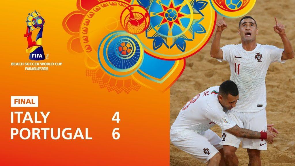 СП во фудбал на песок: Португалија е светски шампион