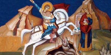 ЗА МНОГУ ГОДИНИ СВ. ГЕОРГИЈ: Наречен е Посен оти секогаш се паѓа во Божикните пости