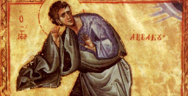КАЛЕНДАР НА МПЦ: Денеска е Св. пророк Авакум кој го прорекол падот на Ерусалим