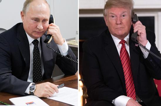 Песков: Путин не планира средба со Трамп