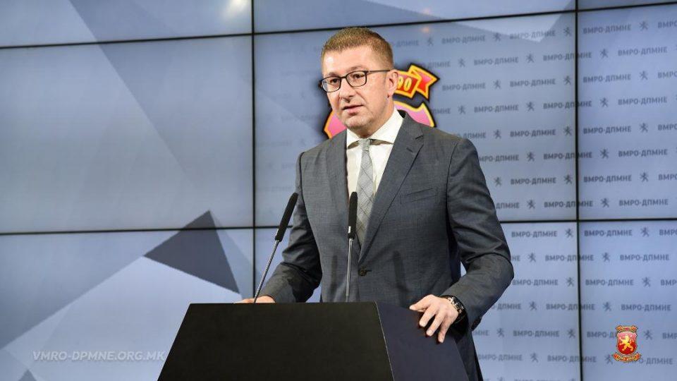 (видео) МИЦКОСКИ: Заев и СДСМ повторно предлагаат обвинителство со привилегирани обвинители за да ги спасат од криминалот