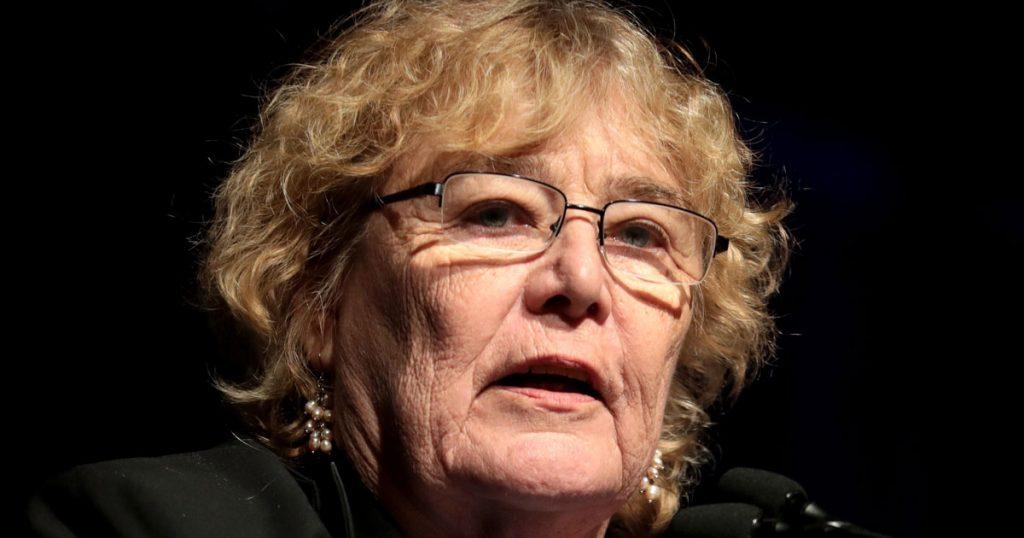 САД: Жената наречена импичмент