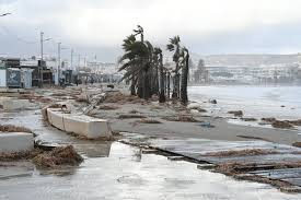 """Шест лица погинаа од бурата """"Глорија"""" во Шпанија"""