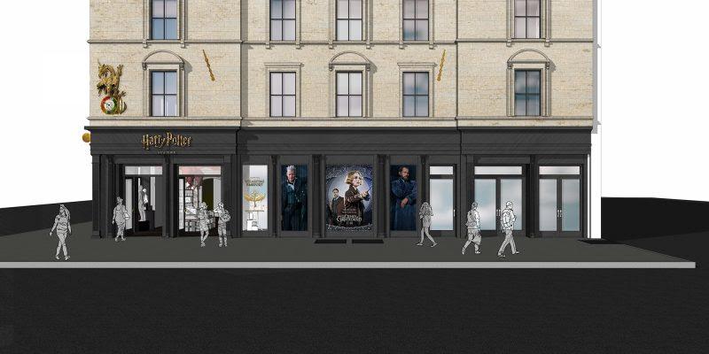 Во Њујорк: Ворнер Брос ја отвора најголемата Хари Потер продавница во светот