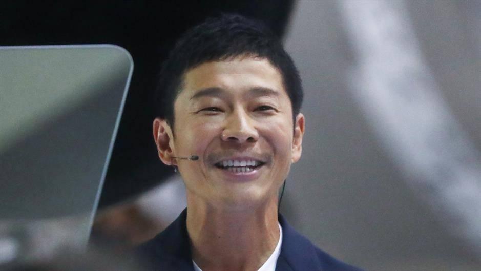 ПАРТНЕРКА ЗА ПАТ ВО ВСЕЛЕНАТА: Јапонецот Маезава ќе избира една од 20.000 кандидатки